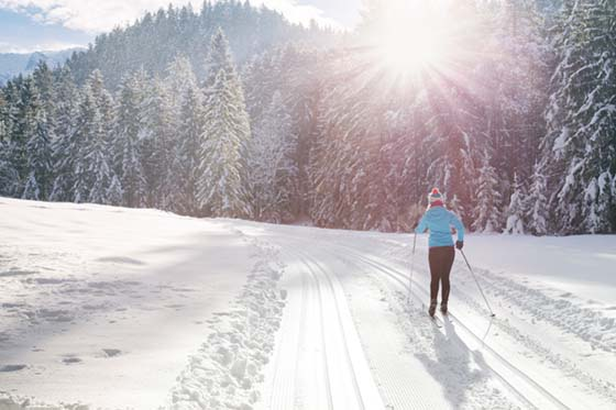 Langlaufen